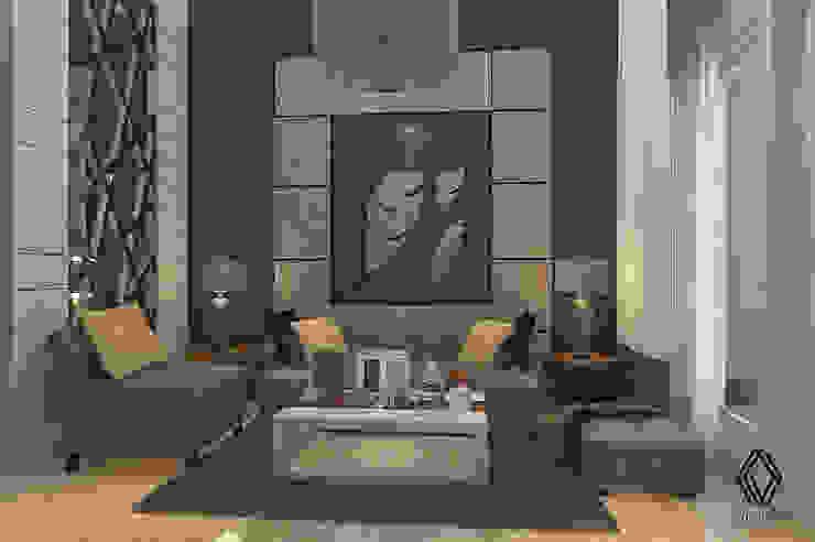 Livingroom Ruang Keluarga Modern Oleh Vinch Interior Modern