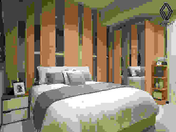 Dormitorios de estilo moderno de Vinch Interior Moderno