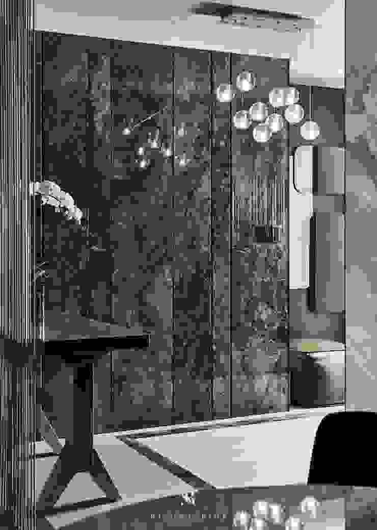 璀璨.脈脈|Van der Vein 現代風玄關、走廊與階梯 根據 理絲室內設計有限公司 Ris Interior Design Co., Ltd. 現代風