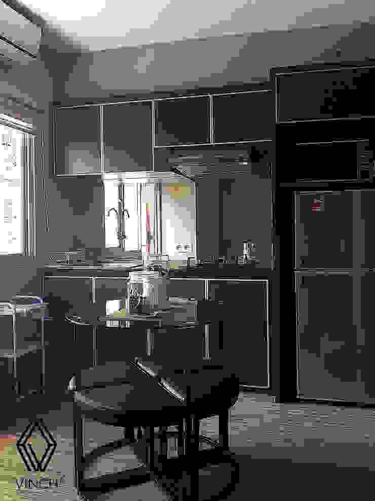 Kitchen Area Oleh Vinch Interior Modern