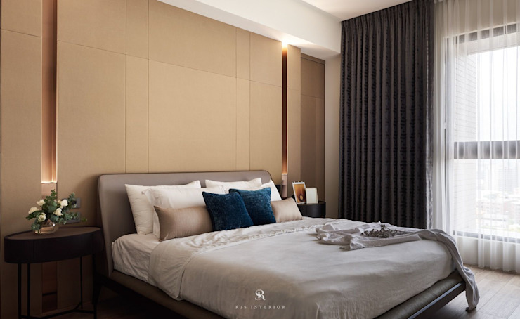 璀璨.脈脈|Van der Vein: 現代  by 理絲室內設計有限公司 Ris Interior Design Co., Ltd., 現代風