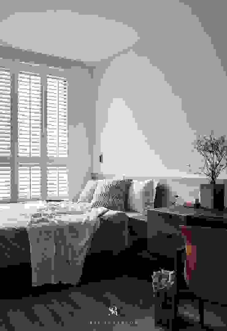 璀璨.脈脈|Van der Vein 根據 理絲室內設計有限公司 Ris Interior Design Co., Ltd. 北歐風
