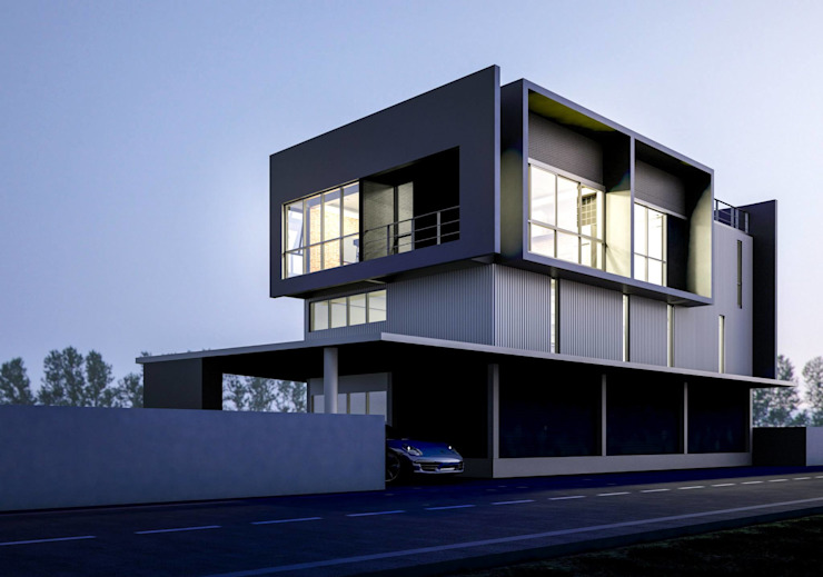 THE STOREHOUSE. โดย S.O.S ARCHITECTS