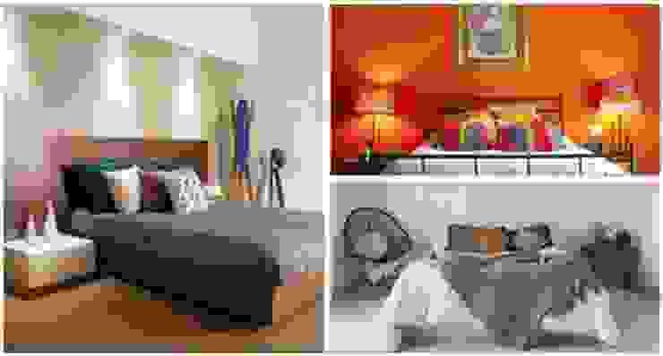 Dormitorios mediterráneos de homify Mediterráneo