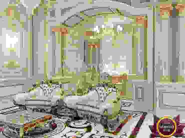  Fashionable classics in interiors Katrina Antonovich by Luxury Antonovich Design Classic