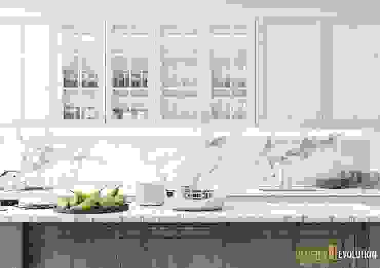 АРИСТОКРАТ Кухня в классическом стиле от Design Evolution Классический