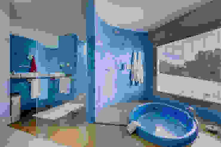 Luxuosa Propriedade no Algarve - Luxury Property in the Algarve Casas de banho rústicas por Ivo Santos Multimédia Rústico