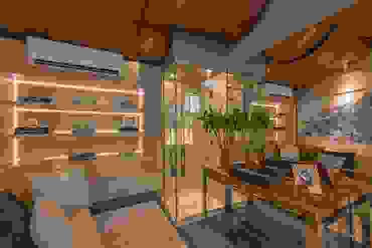 Izilda Moraes Arquitetura ห้องทำงานและสำนักงาน
