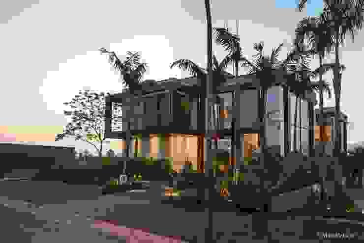 Izilda Moraes Arquitetura บ้านระเบียง