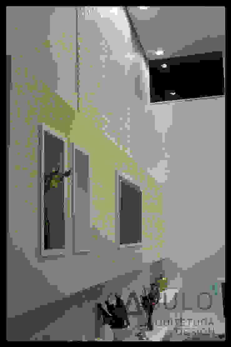 casulo arquitetura design Living roomTV stands & cabinets