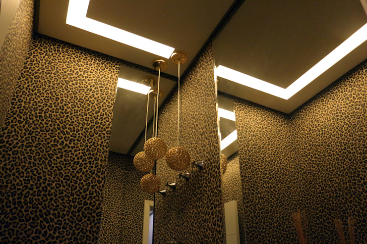 casulo arquitetura design BathroomLighting