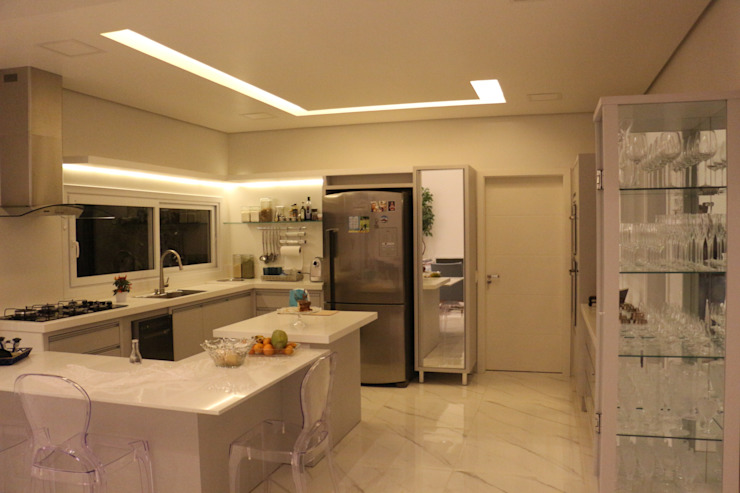 casulo arquitetura design KitchenLighting