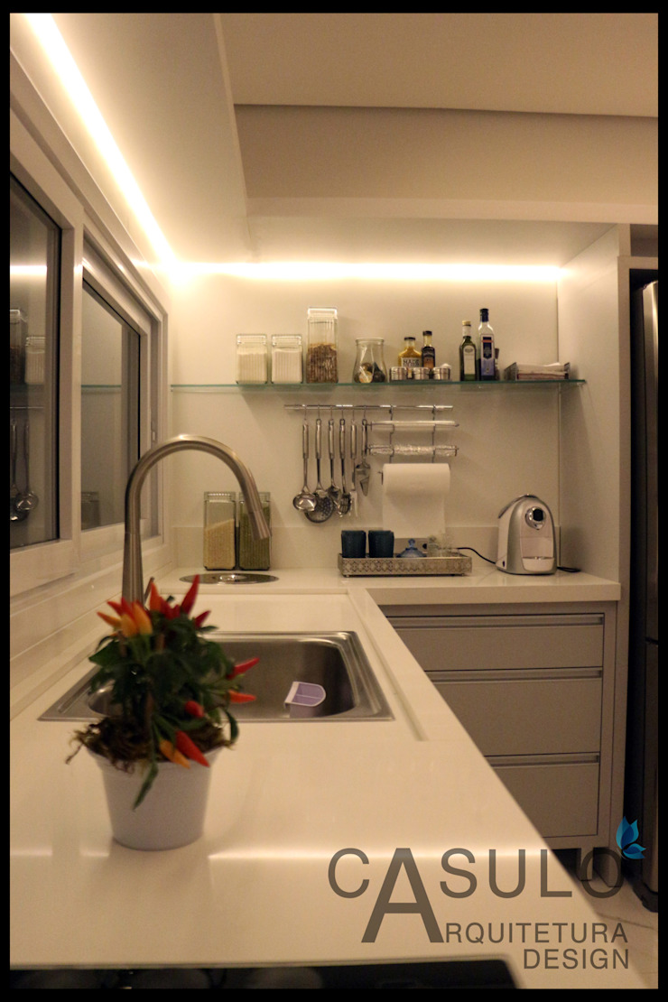 casulo arquitetura design KitchenSinks & taps