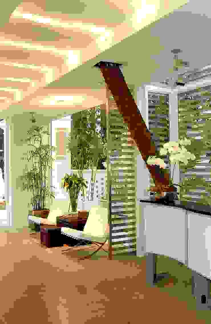Izilda Moraes Arquitetura ห้องทำงาน/อ่านหนังสือ