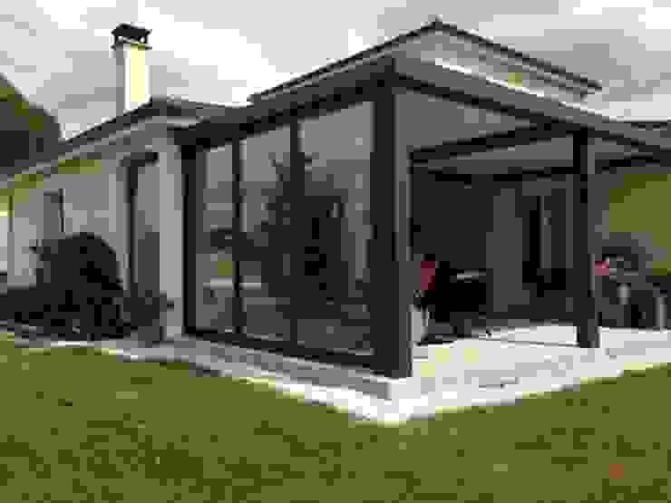 by SUNGATES DESIGN Modern Aluminium/Zinc