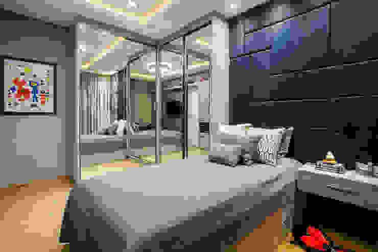 Apartamento Cas Arquitetos Associados Quartos clássicos