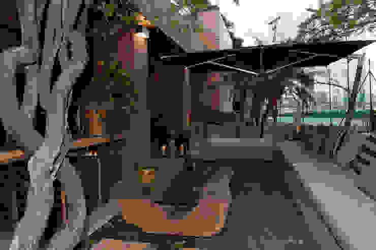 Izilda Moraes Arquitetura Modern Terrace