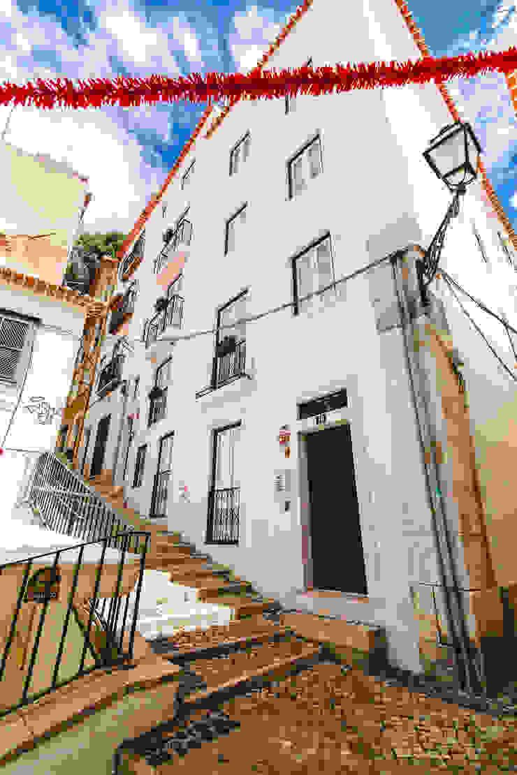Apartamentos Alfama / Lisboa - Apartments in Alfama / Lisbon Ivo Santos Multimédia Casas modernas