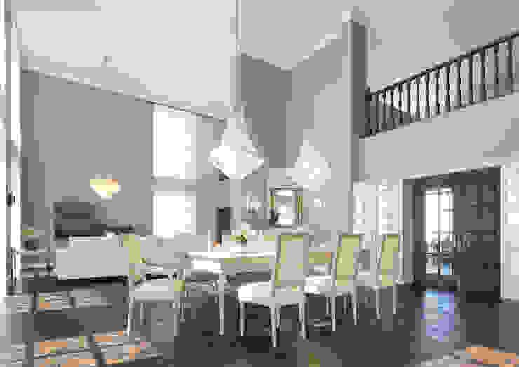 Classic style dining room by MARIA MELNICOVA студия SIERRA Classic