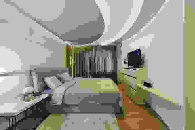 Галина Глебова Industrial style bedroom