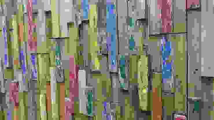 STREIGHTEX Walls & flooringWall & floor coverings Solid Wood Multicolored
