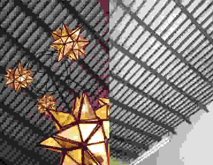 Techo e iluminación Quinto Distrito Arquitectura