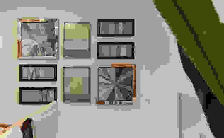 Charis Guernieri Arquitetura Walls & flooringPictures & frames