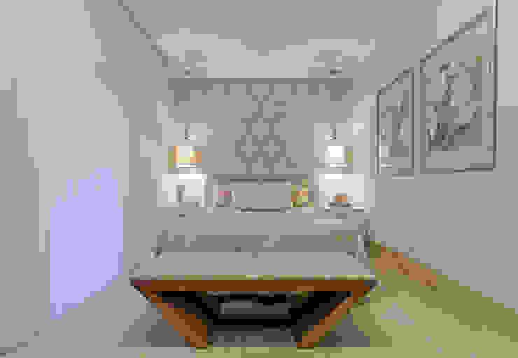Suite Charis Guernieri Arquitetura Quartos clássicos