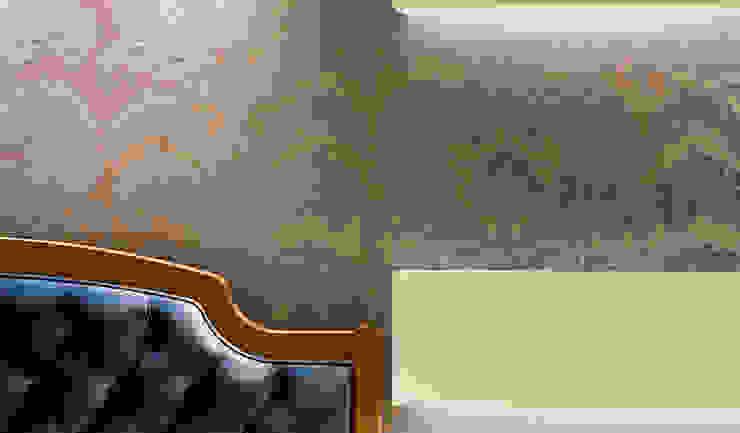 غرفة نوم تنفيذ Fragmento Arquitetura, كلاسيكي
