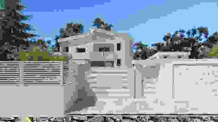 CASA AD Case in stile mediterraneo di De Vivo Home Design Mediterraneo