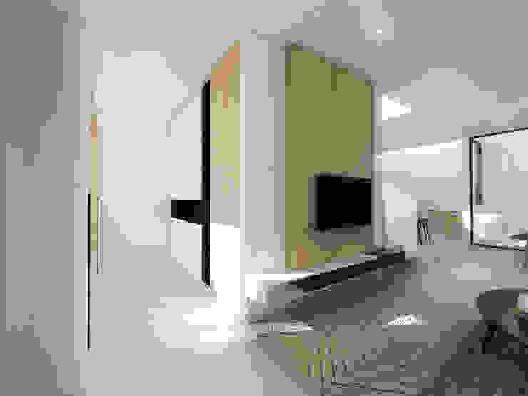 Mutiara Palace Koridor & Tangga Modern Oleh KERA Design Studio Modern