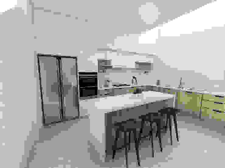 Mutiara Palace Dapur Modern Oleh KERA Design Studio Modern