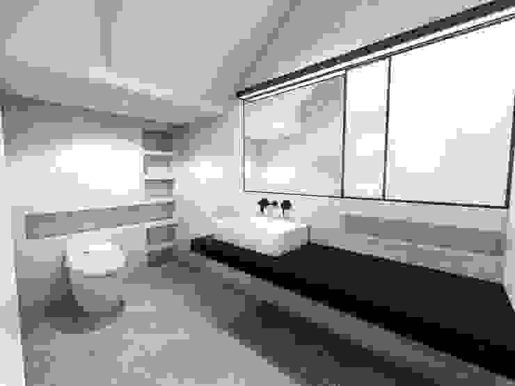 Mutiara Palace Kamar Mandi Modern Oleh KERA Design Studio Modern