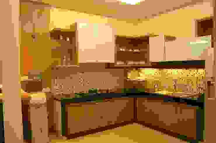 Kitchen Set and Living Room Oleh Anantawikrama Studio Modern Kayu Lapis
