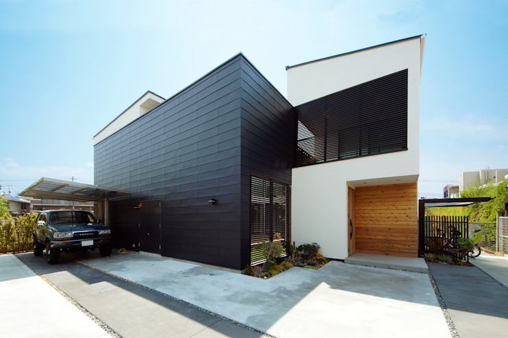 TERAJIMA ARCHITECTS/テラジマアーキテクツ Modern home