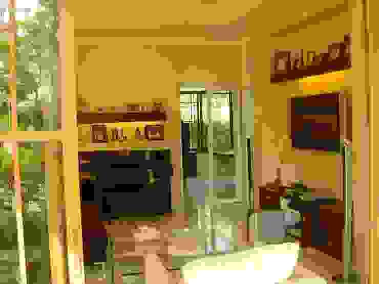 Khun Ob's Resident โดย L-Interior Architecture