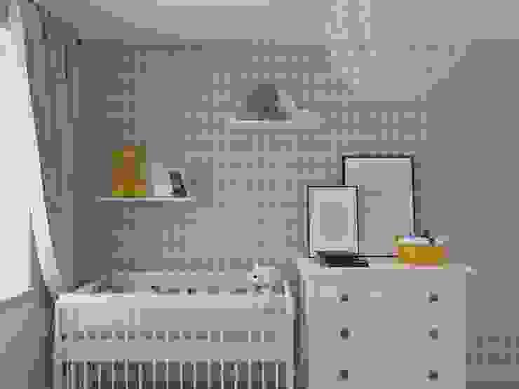 Rustikale Kinderzimmer von SO INTERIORS ARCHITEKTURA WNĘTRZ Rustikal