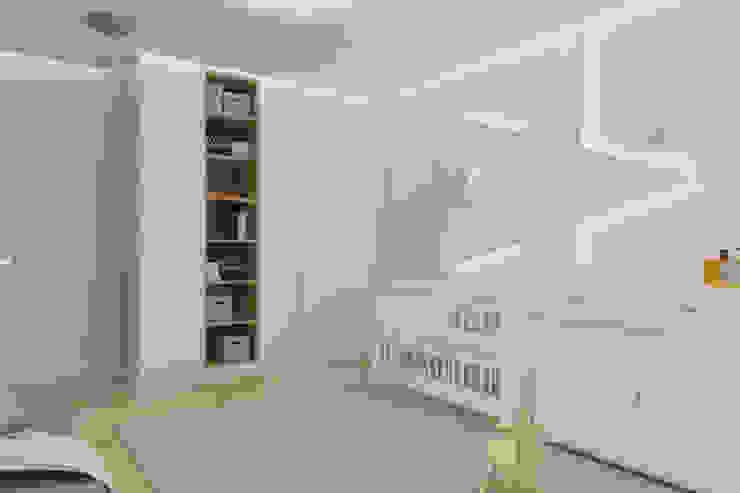 غرف الرضع تنفيذ SO INTERIORS ARCHITEKTURA WNĘTRZ, حداثي