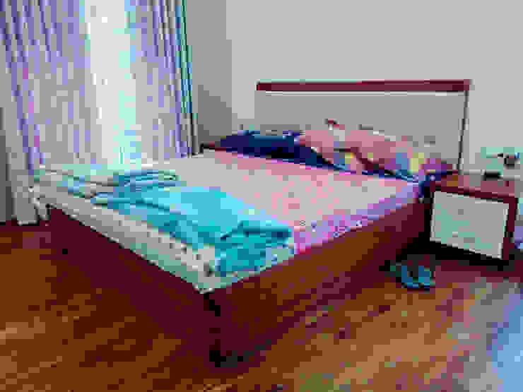BUNGALOW INTERIORS Minimalist bedroom by Finch Architects Minimalist