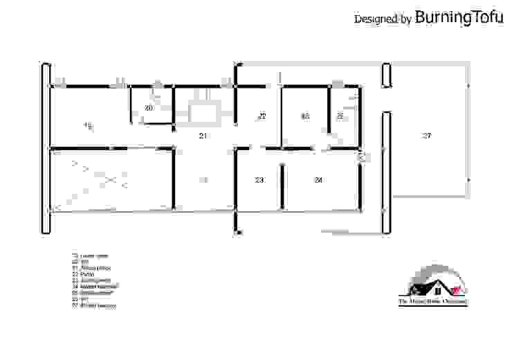 ZEN HOUSE โดย the master home chiangmai