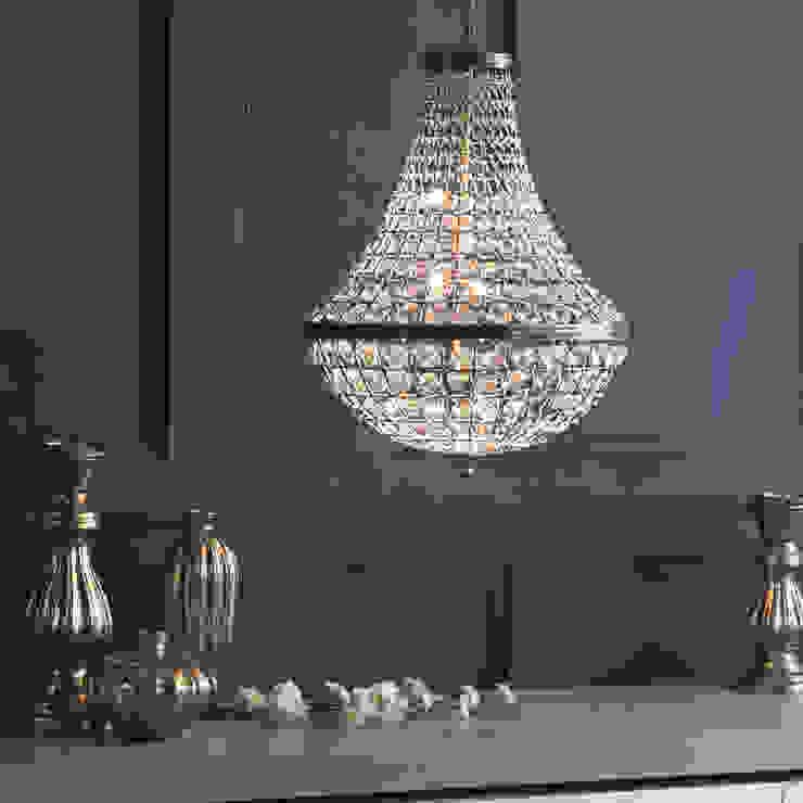 Botanical Blues Litecraft Living roomLighting
