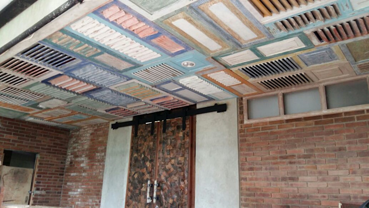 Puri Media House Oleh Ashari Architect Tropis