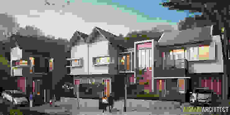The Green Padasuka Residence Oleh Ashari Architect Modern