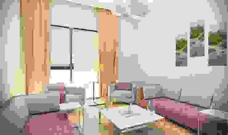 Salas de estar modernas por Arredeco Mimarlık - Y. Mimar Caner Kutsal Moderno