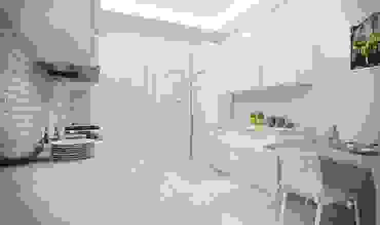 Hoylu İnşaat Arredeco Mimarlık - Y. Mimar Caner Kutsal Mutfak üniteleri