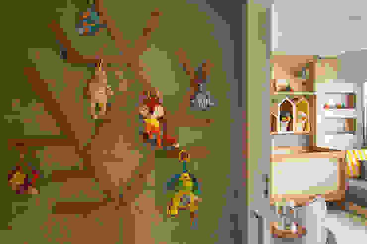Kinderzimmer von Pri Martins Arquitetura, Minimalistisch