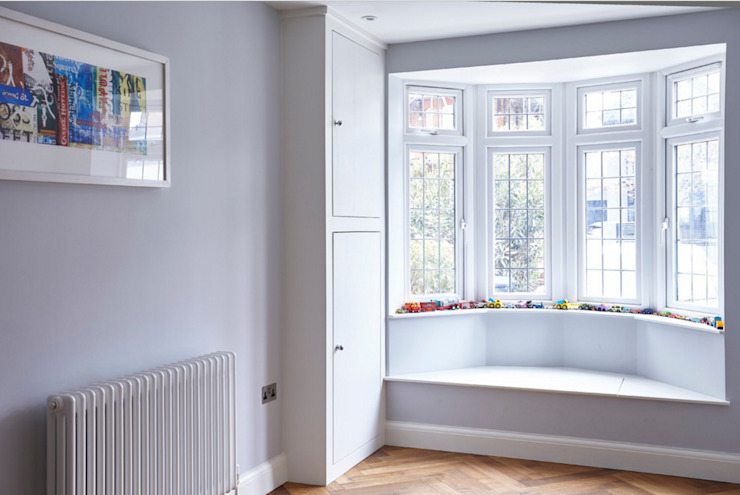 Bay window feature Gr8 Interiors Modern Windows and Doors