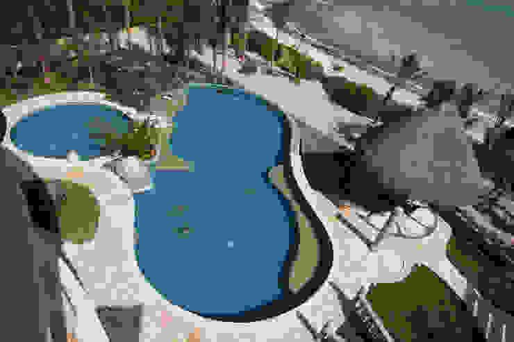 de DHI Riviera Maya Architects & Contractors Tropical