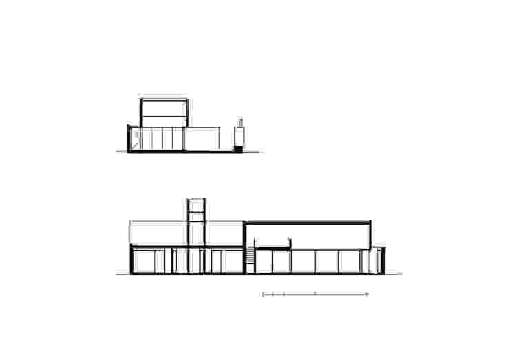 Modern Houses by BLTARQ Barrera-Lozada Modern