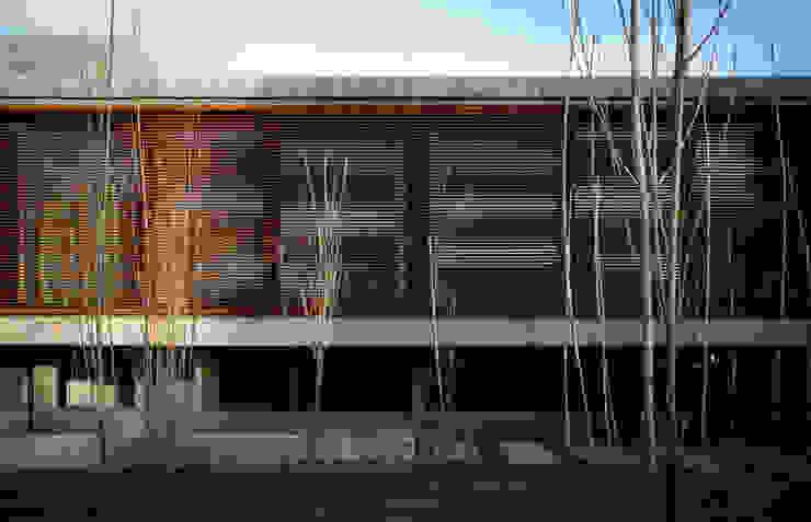 Casa TM: Casas de estilo  por BLTARQ  Barrera-Lozada,Moderno